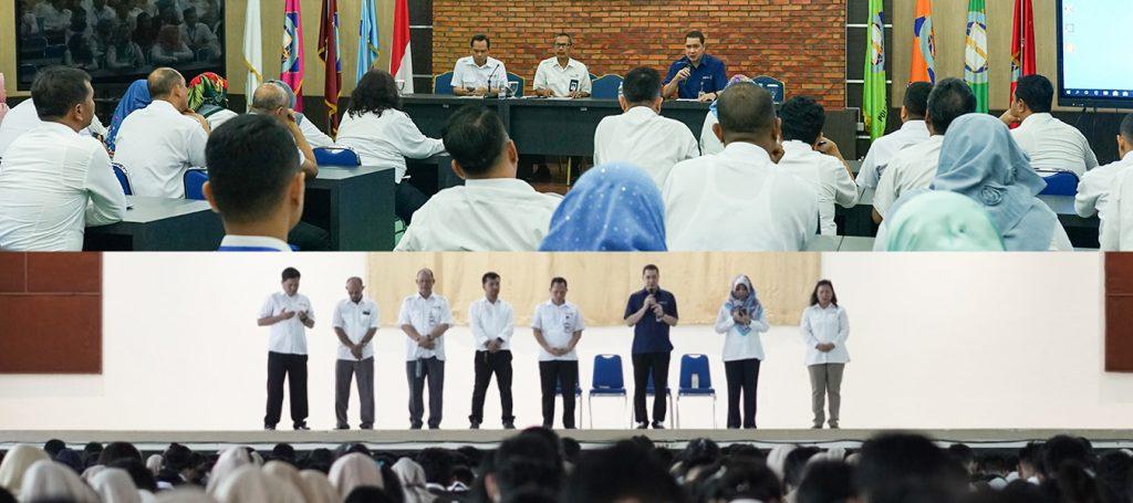 Poltekpar Medan Cegah Penyebaran Covid 19 melalui ...